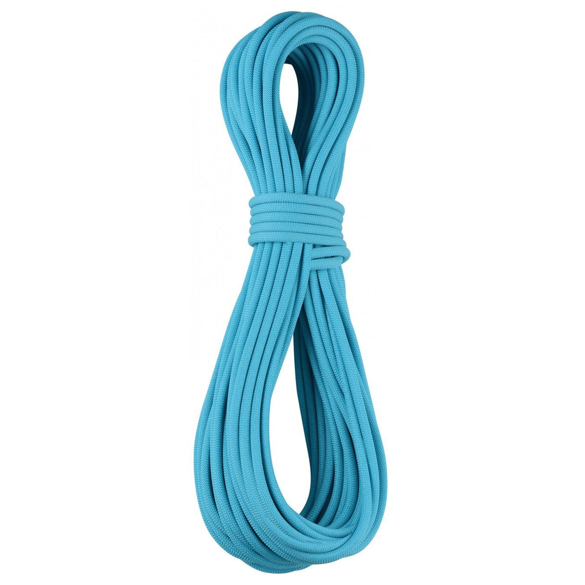 Edelrid Apus Pro Dry 7.9mm x 60m climbing rope, in icemint colour