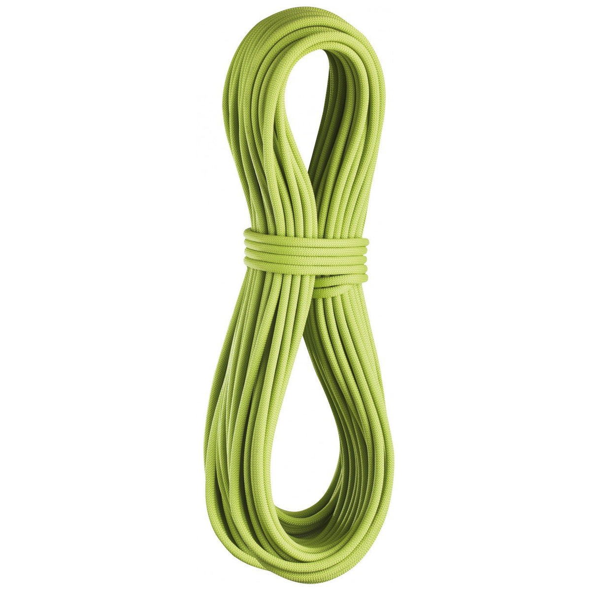Edelrid Apus Pro Dry 7.9mm x 60m climbing rope, in green colour