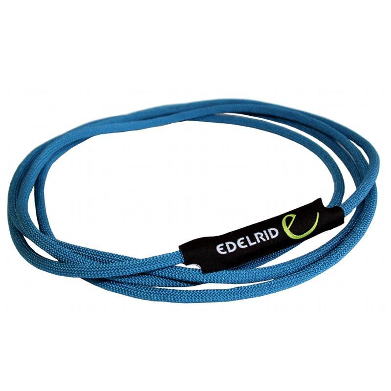 Edelrid Aramid Cord climbing Sling 6mm x 120cm, in blue colour