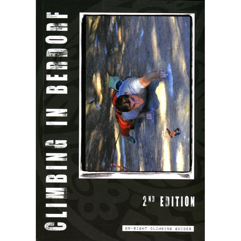 Berdorf Climbing Guide, front cover