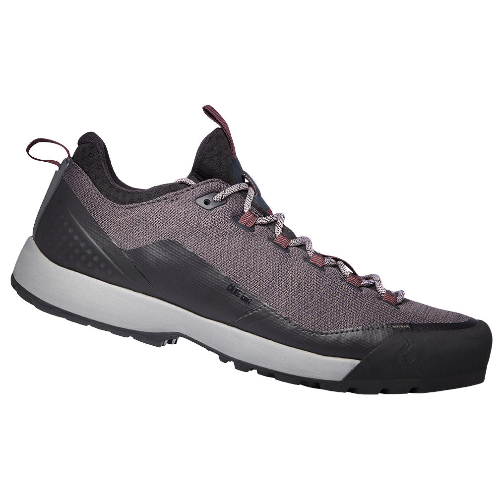 Mission LT Womens Approach shoe in light maroon colour