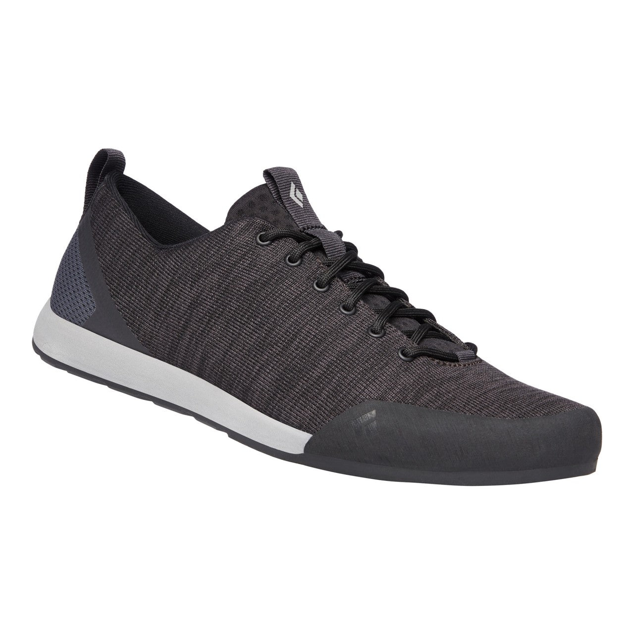 Black Diamond Mens Circuit approach shoe in Dark Grey