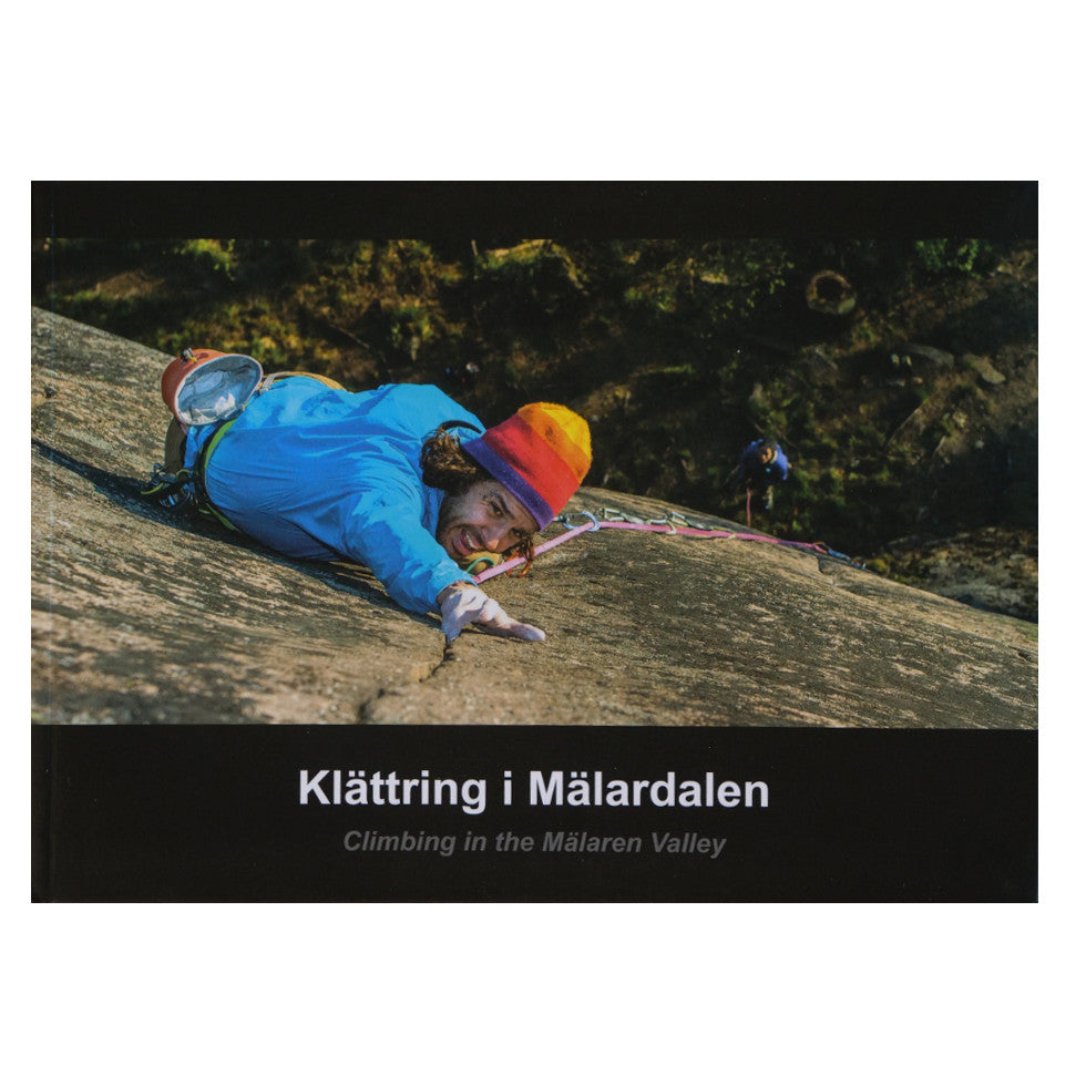Klattring I Malardalen - Climbing in the Malaren Valley Front Cover