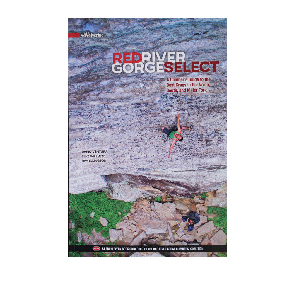 Red River Gorge Select Front Cover