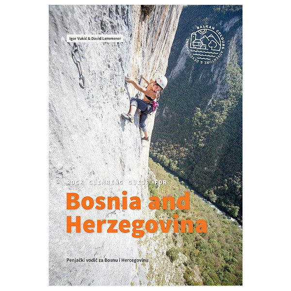 Rock Climbing Guide for Bosnia and Herzegovina cover