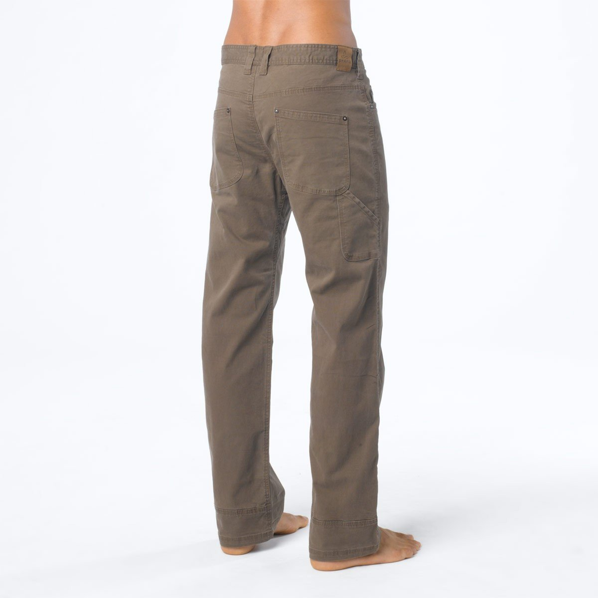 Prana Bronson climbing Pant, in Mud (Back)