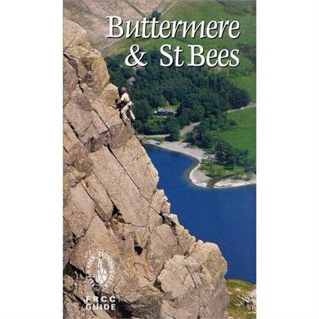 Buttermere & St Bees climbing guidebook, showing the front cover