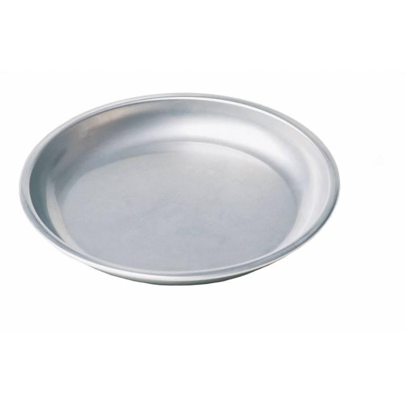 MSR Alpine Plate for camping, in stainless steel
