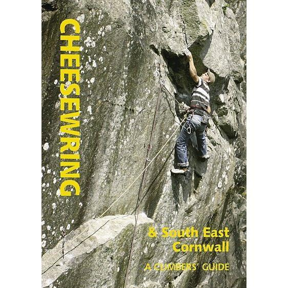 Cheesewring and South East Cornwall climbing guidebook, front cover