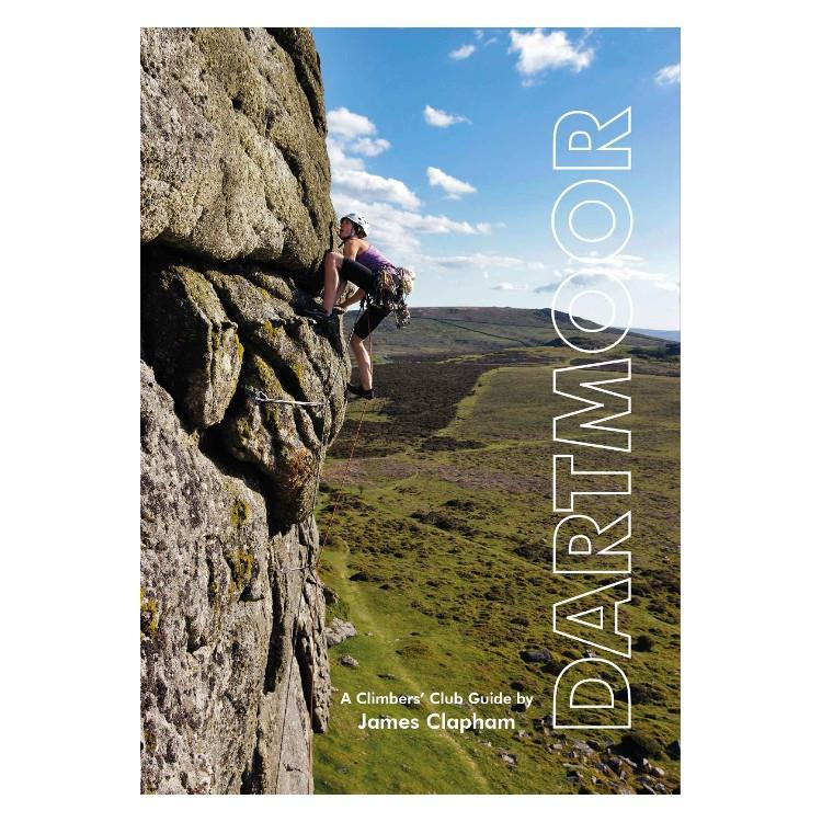 Dartmoor (Climbers Club) Guidebook, front cover