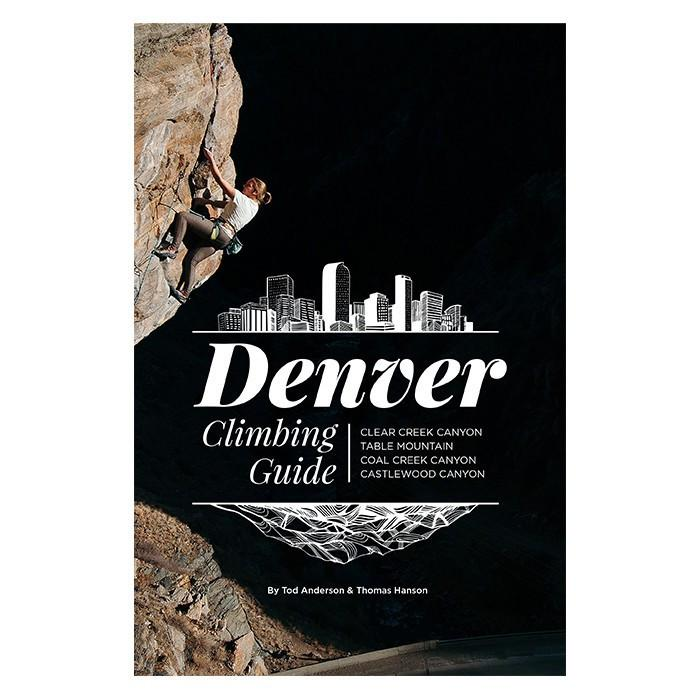 Denver Climbing Guide, front cover