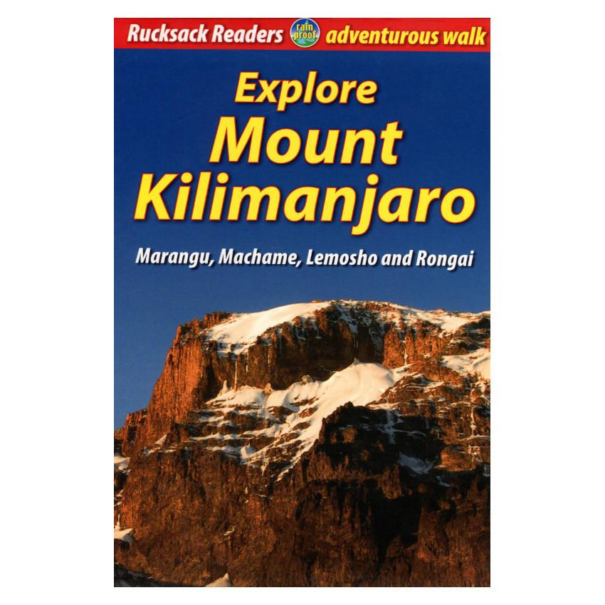 Explore Mount Kilimanjaro guide, front cover