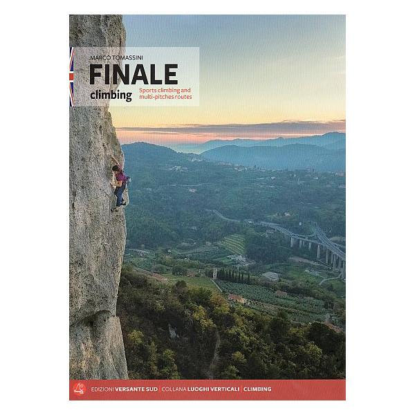Finale Climbing climbing guidebook, front cover