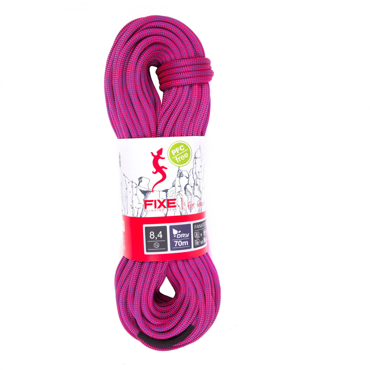 Fixe Fanatic DRY 8.4mm 50m violet