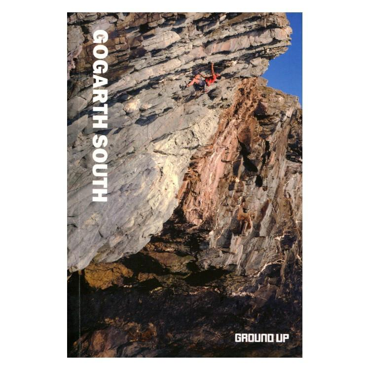 Gogarth South climbing guidebook, front cover