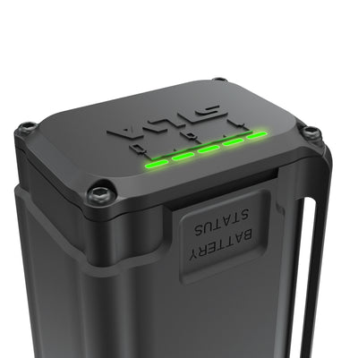 Silva Hard Battery Pack, close up view