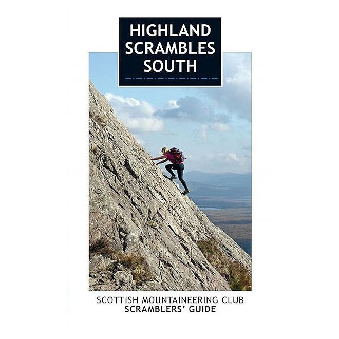 Highland Scrambles South guidebook, front cover