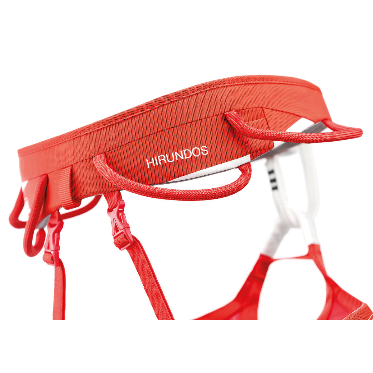 Petzl Hirundos Harness, rear/side view