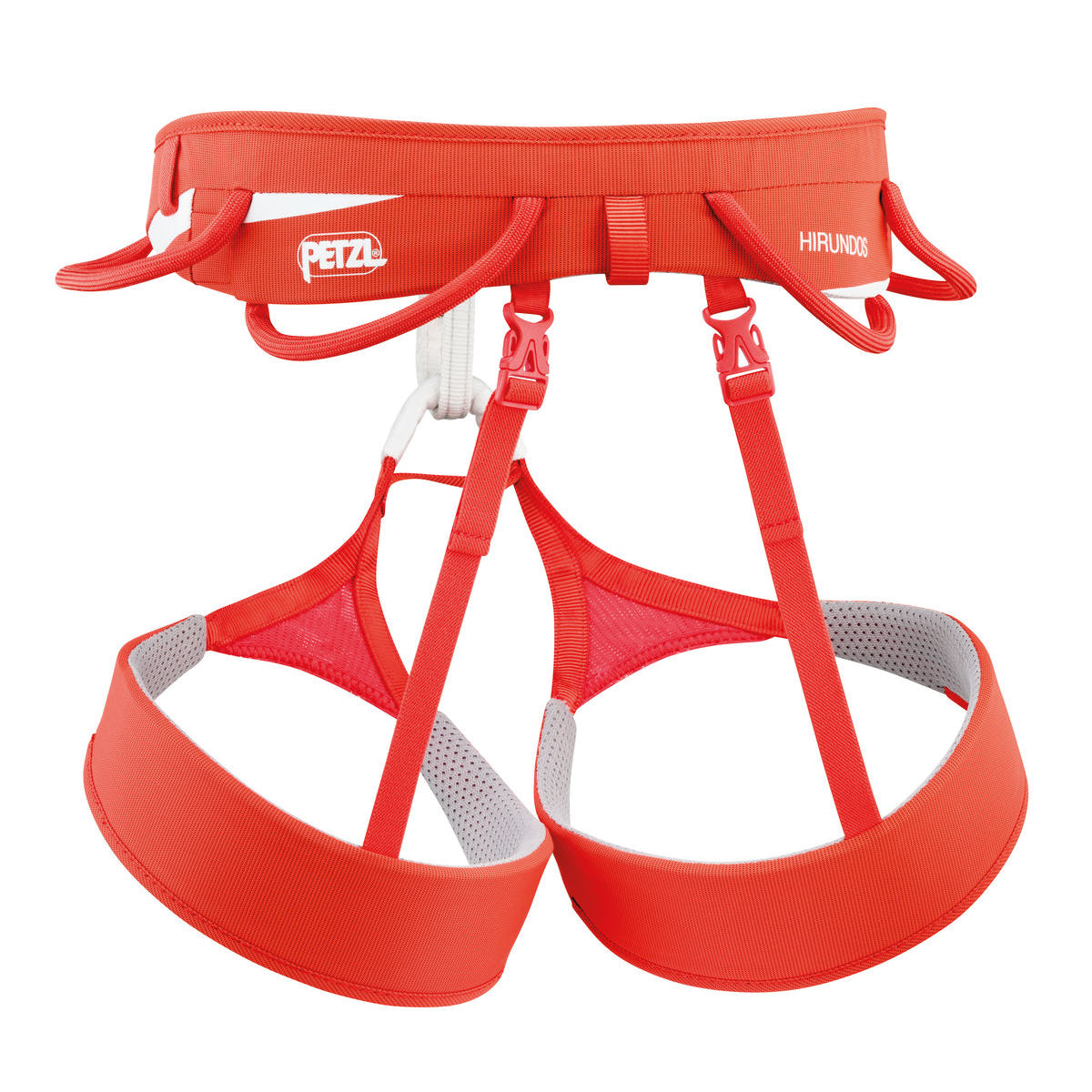 Petzl Hirundos Harness, rear view