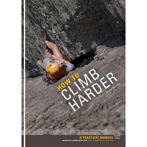 How to Climb Harder book