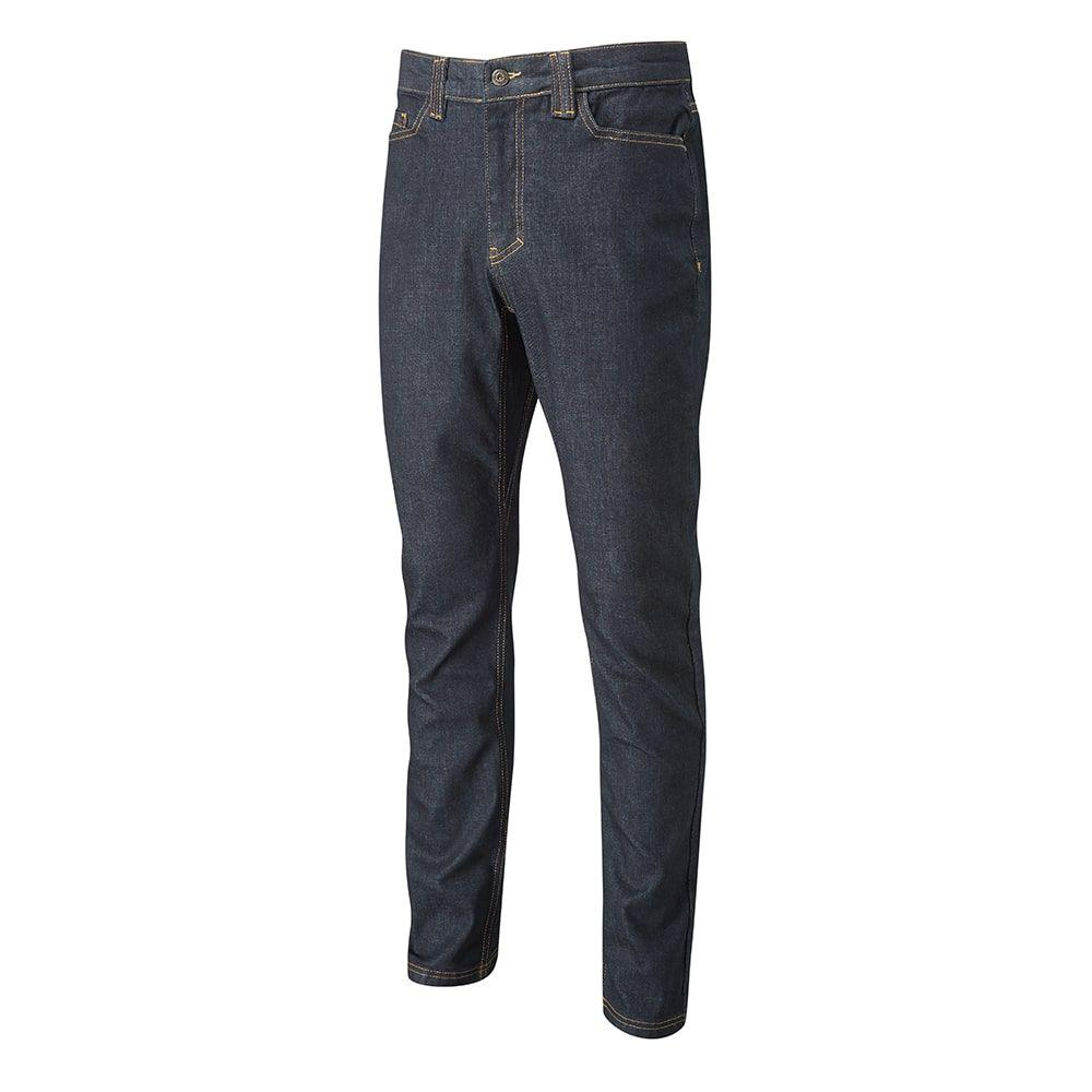 Moon Hubble X Slim Fit Denim Climbing Jeans front angle