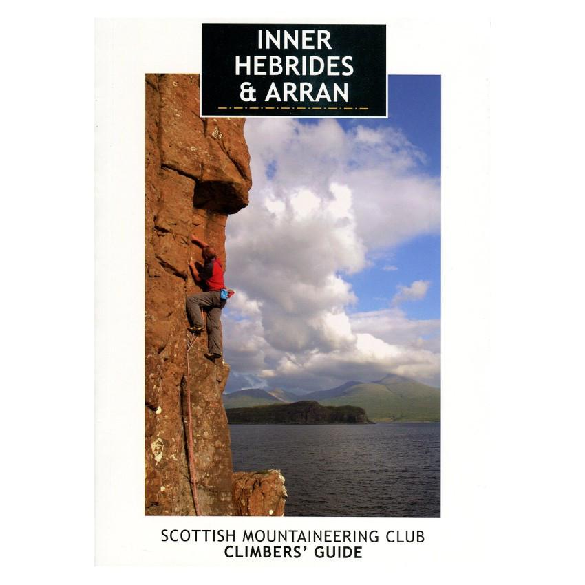 Inner Hebrides & Arran climbing guidebook, front cover