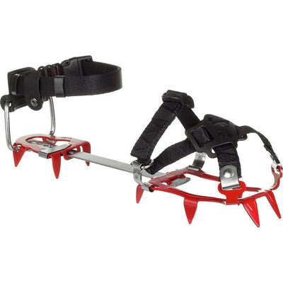 Kahtoola KTS Crampon Steel red and black