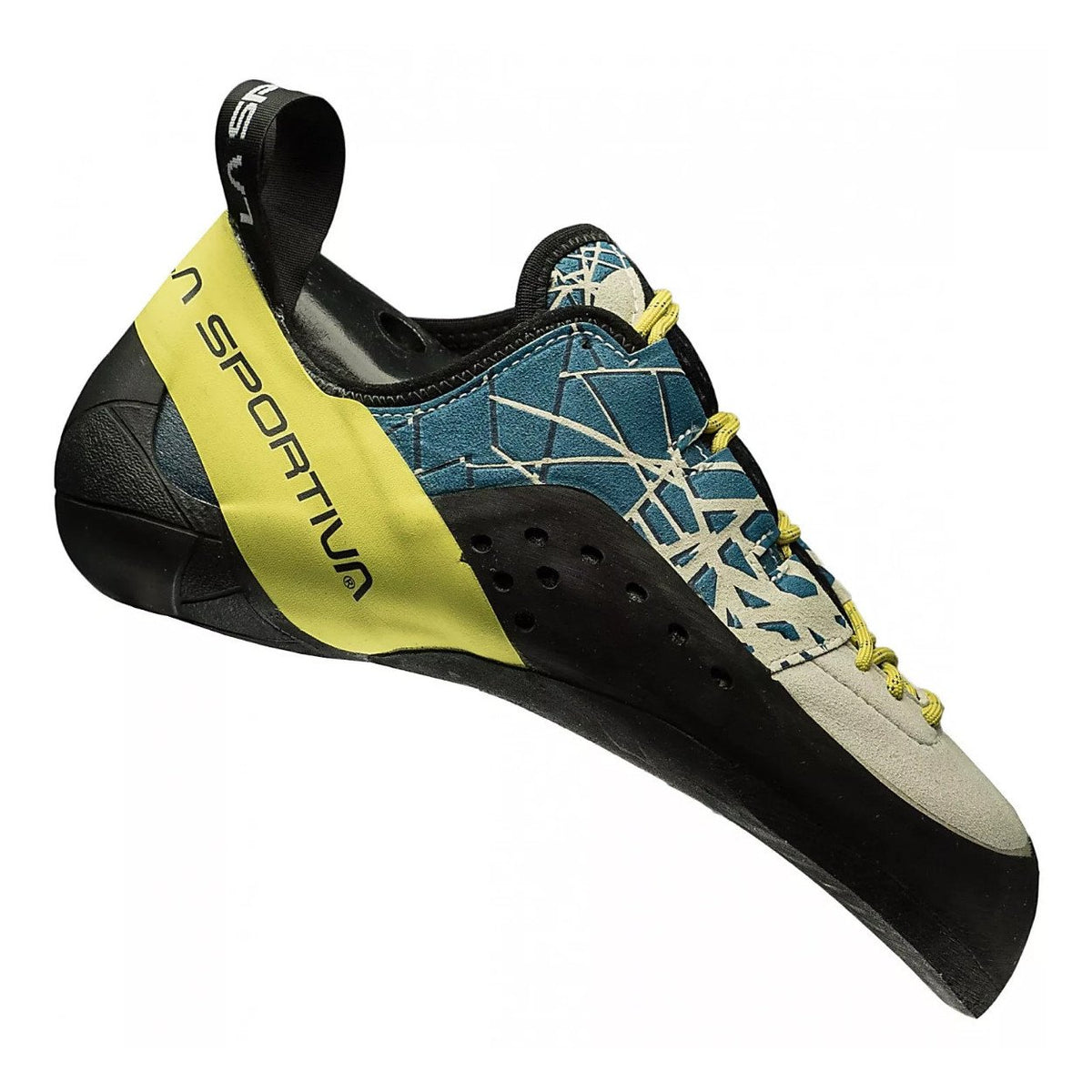 La Sportiva Kataki climbing shoe, outside side profile