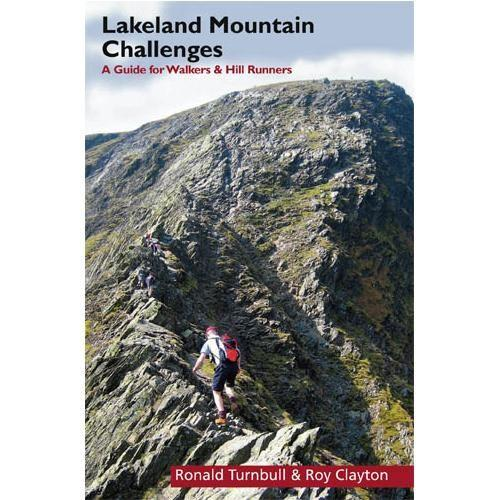 Lakeland Mountain Challenges walking guidebook, front cover
