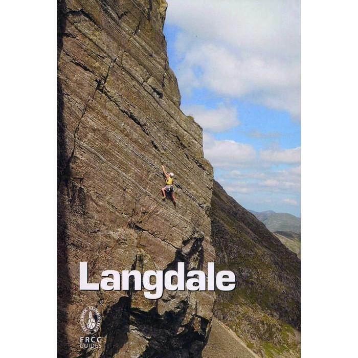 Langdale (FRCC) climbing guidebook, front cover