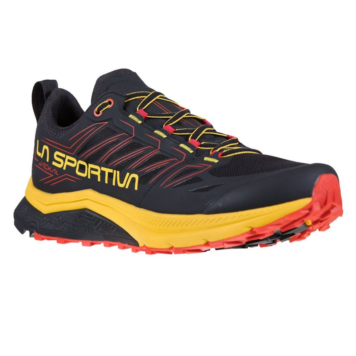 La Sportiva Jackal (Black/Yellow)