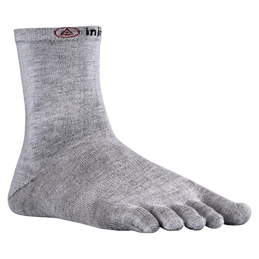 Injinji Liner Sock (Grey)