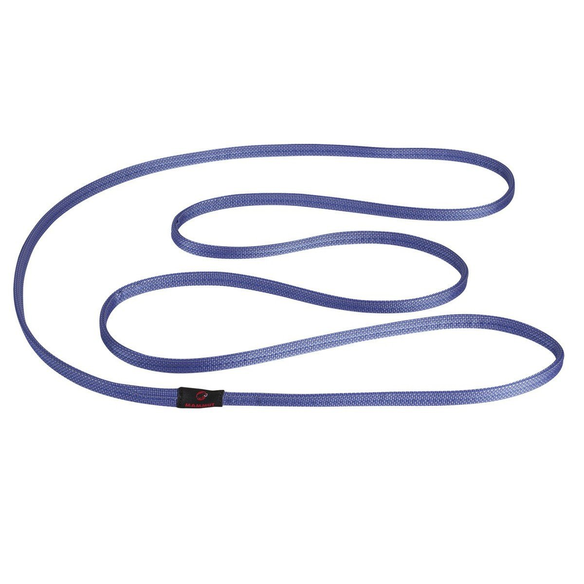 Mammut Magic climbing sling 12mm x 120cm, shown in purple colour