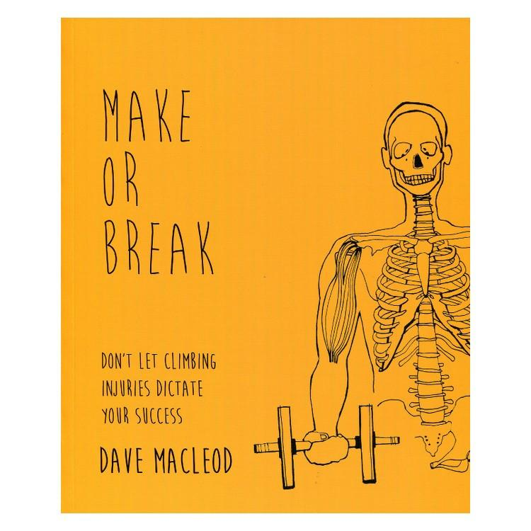 Make or Break book