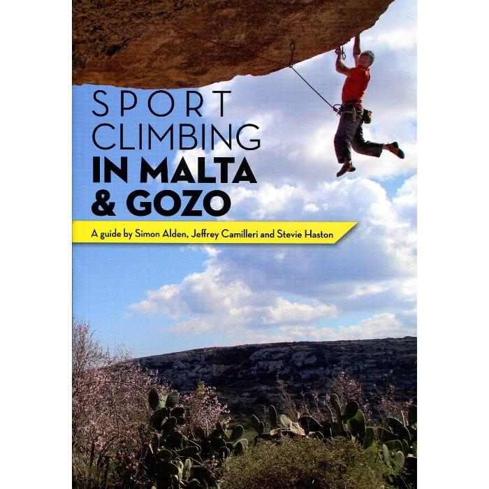 Sport Climbing in Malta & Gozo guidebook, front cover
