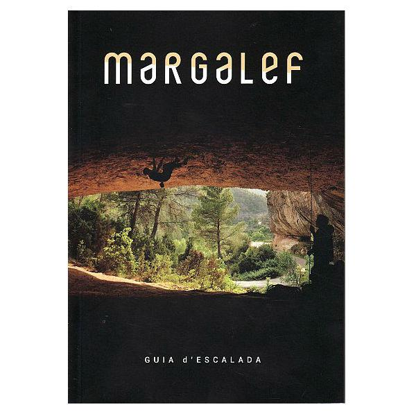 Margalef Climbing Guide, front cover