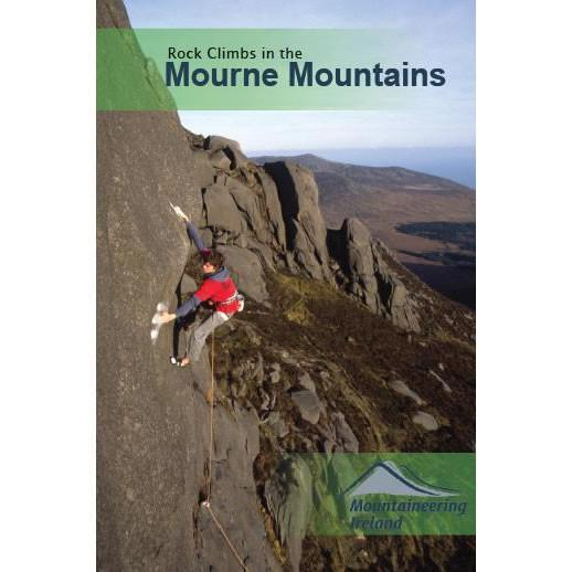 Mourne Mountain Rock Climbs guidebook, front cover
