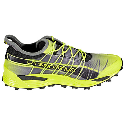 La Sportiva Mutant running shoe, inner side view
