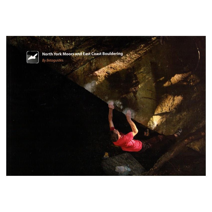 North York Moors & East Coast Bouldering guidebook, front cover