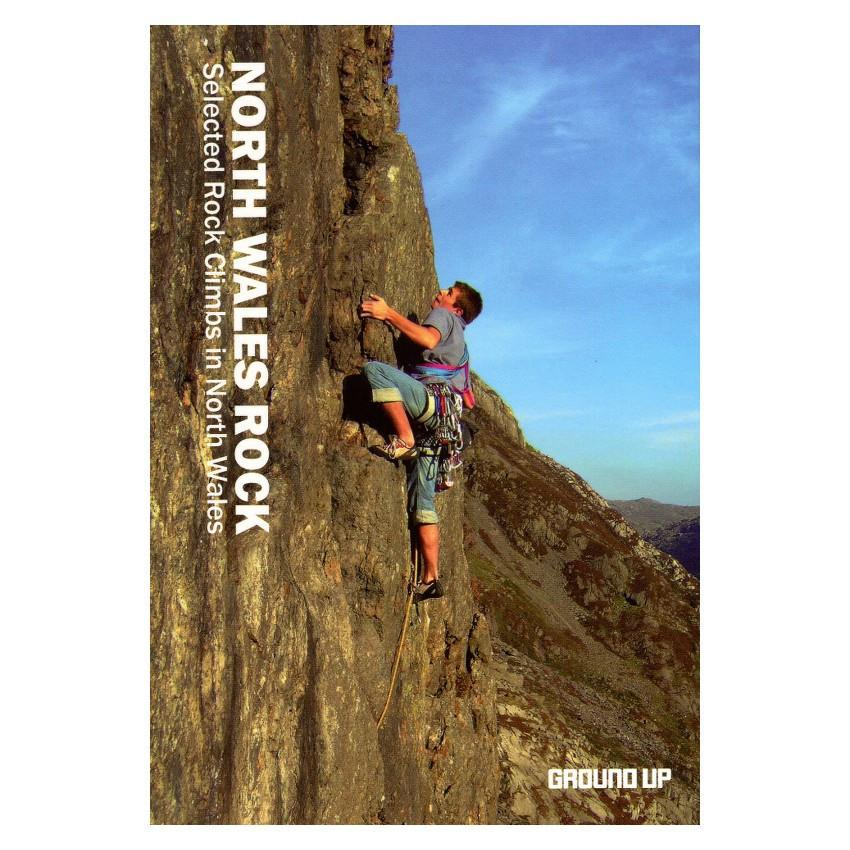 North Wales Rock climbing guide, front cover