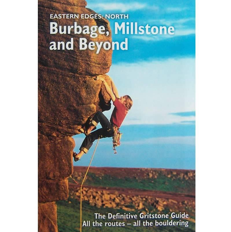 Burbage, Millstone and Beyond (BMC) guidebook, showing the front cover
