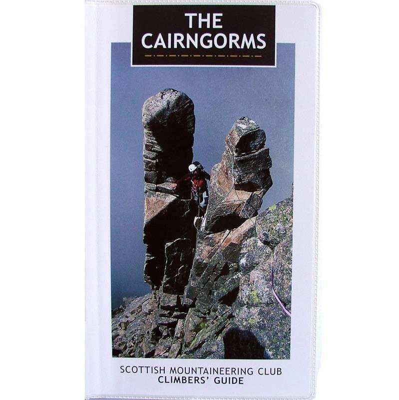 Cairngorms Climbers' Guide, front cover