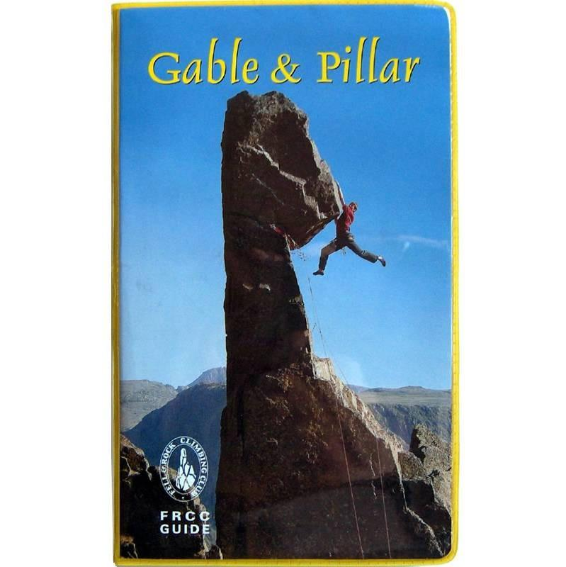 FRCC Gable and Pillar climbing guidebook, front cover