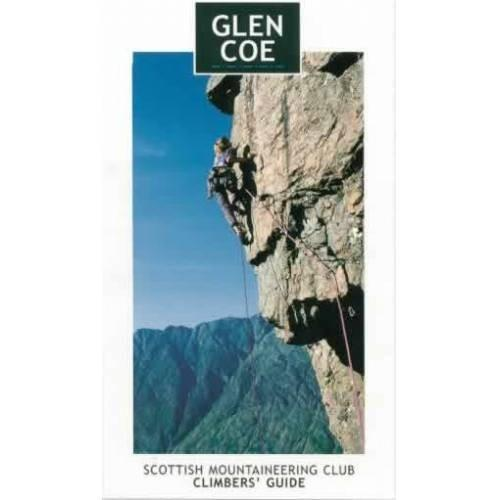 Glen Coe Rock and Ice climbing guidebook, front cover