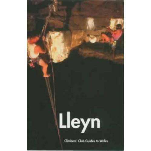 Lleyn climbing guidebook, front cover