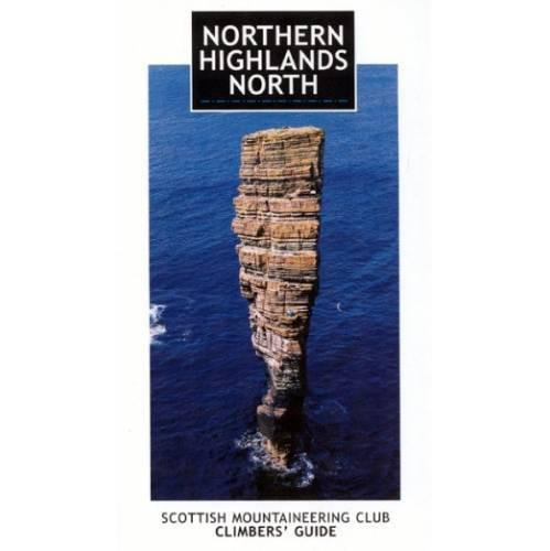 Northern Highlands North climbing guidebook, front cover