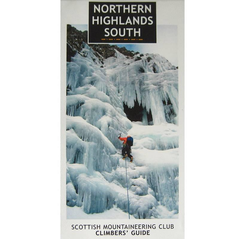 Northern Highlands South climbign guidebook, front cover