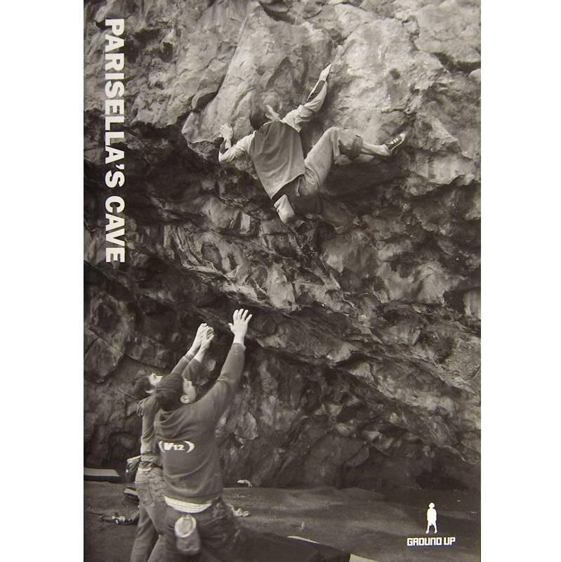 Parisellas Bouldering Guide, front cover