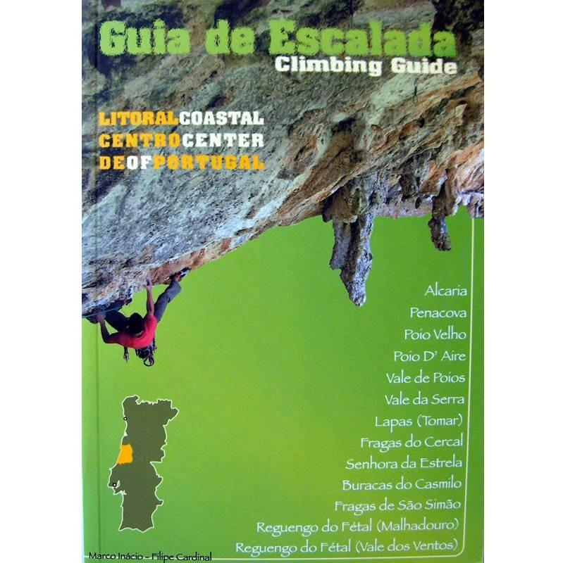 Portugal Climbing Guide, front cover