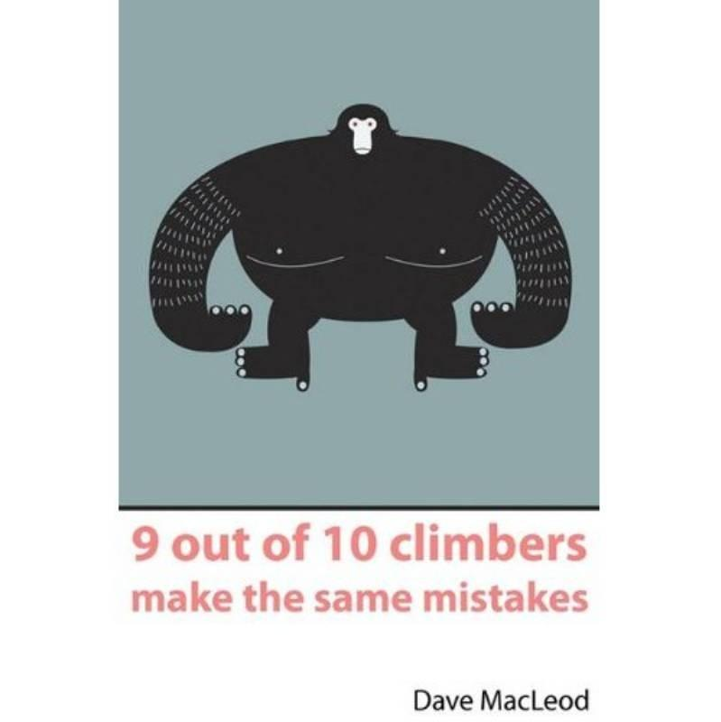 9 out of 10 Climbers book